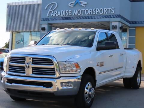 2014 RAM Ram Pickup 3500 for sale at Paradise Motor Sports LLC in Lexington KY