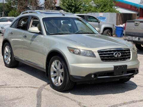 2007 Infiniti FX35 for sale at AWESOME CARS LLC in Austin TX