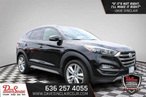 2018 Hyundai Tucson for sale at Dave Sinclair Chrysler Dodge Jeep Ram in Pacific MO