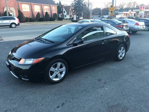 2008 Honda Civic for sale at Best Buy Automotive in Attleboro MA