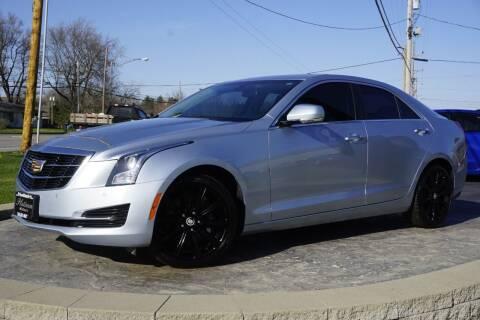 2017 Cadillac ATS for sale at Platinum Motors LLC in Heath OH