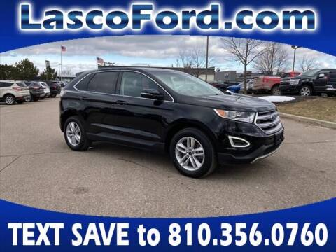 2018 Ford Edge for sale at LASCO FORD in Fenton MI