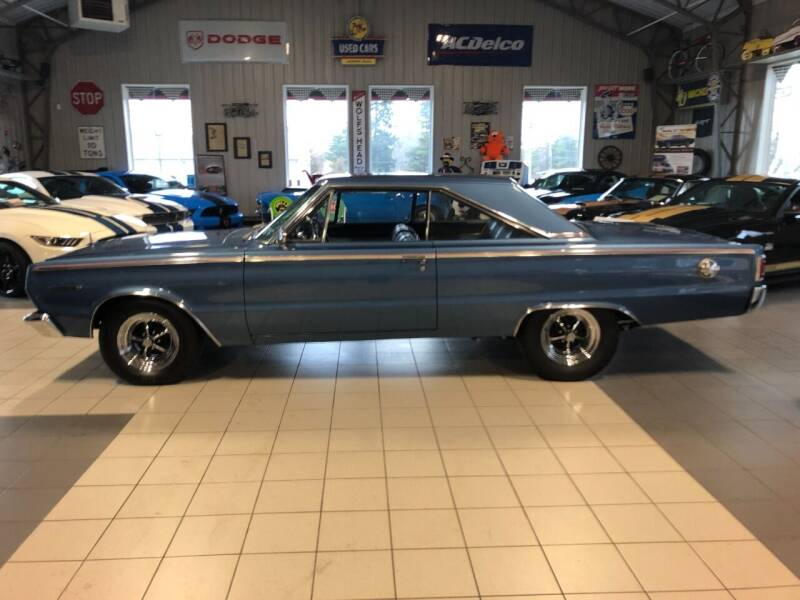 1967 Plymouth Belvedere for sale at Online Auto Connection in West Seneca NY