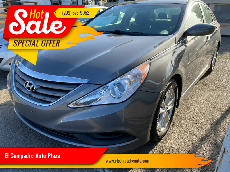2014 Hyundai Sonata for sale at El Compadre Auto Plaza in Modesto CA
