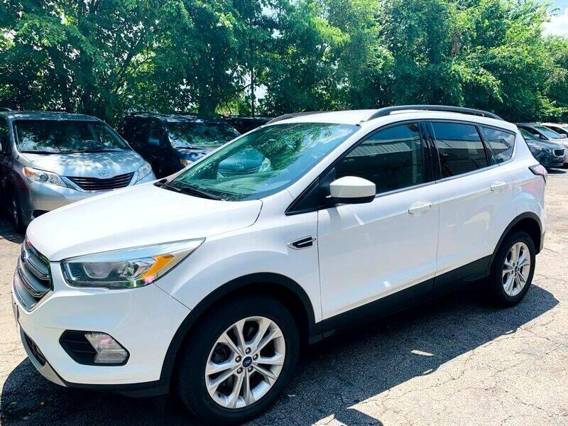 2017 Ford Escape for sale at Ohio Auto Connection Inc in Maple Heights OH