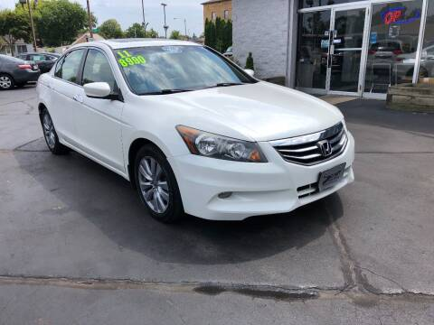 2011 Honda Accord for sale at Streff Auto Group in Milwaukee WI