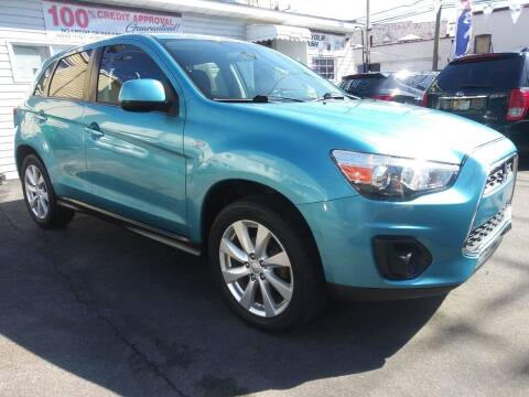 2014 Mitsubishi Outlander Sport for sale at GTR Auto Solutions in Newark NJ