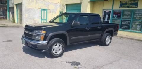 2008 Chevrolet Colorado for sale at Stewart Auto Sales Inc in Central City NE