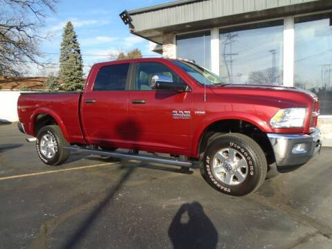 2015 RAM Ram Pickup 2500 for sale at Jeffrey Motors in Kenosha WI
