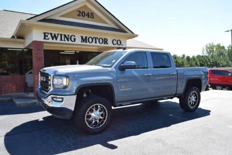 2016 GMC Sierra 1500 for sale at Ewing Motor Company in Buford GA