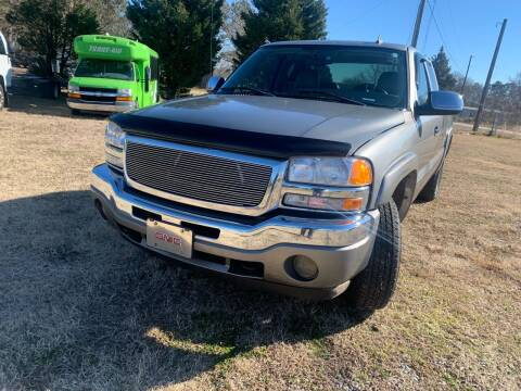 2006 GMC Sierra 1500 for sale at Samet Performance in Louisburg NC