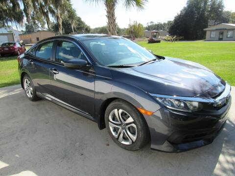 2018 Honda Civic for sale at D & R Auto Brokers in Ridgeland SC
