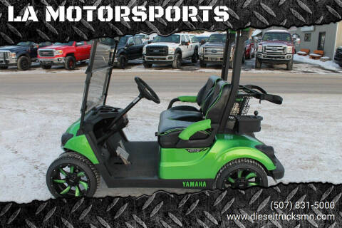 2018 Yamaha PTV  GAS EFI for sale at LA MOTORSPORTS in Windom MN