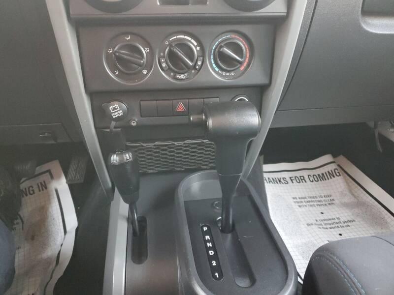 2010 Jeep Wrangler Unlimited 4x4 Sport 4dr SUV - Roselle NJ