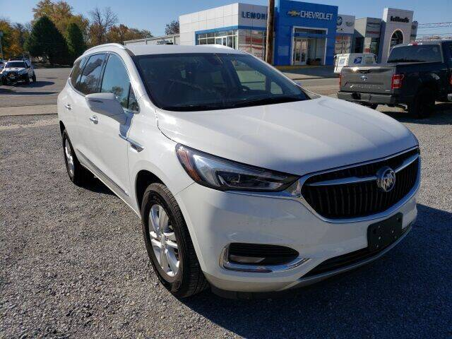 2020 Buick Enclave for sale at LeMond's Chevrolet Chrysler in Fairfield IL