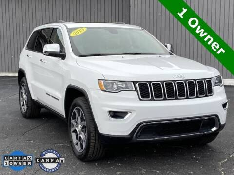 2019 Jeep Grand Cherokee for sale at Bankruptcy Auto Loans Now - powered by Semaj in Brighton MI