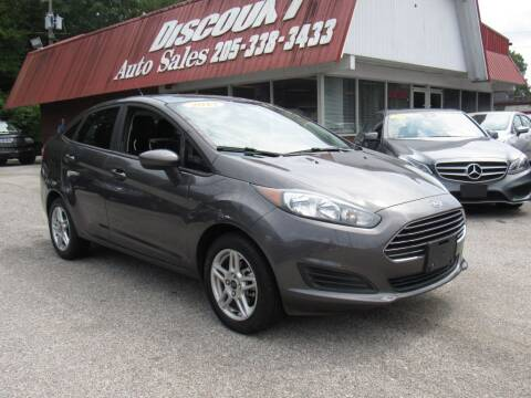 2019 Ford Fiesta for sale at Discount Auto Sales in Pell City AL