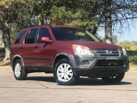 2005 Honda CR-V for sale at Used Cars and Trucks For Less in Millcreek UT