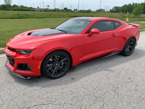 2018 Chevrolet Camaro for sale at Certified Auto Exchange in Indianapolis IN