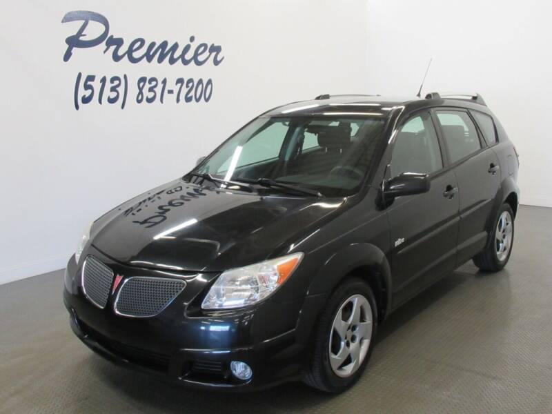 2005 Pontiac Vibe for sale at Premier Automotive Group in Milford OH