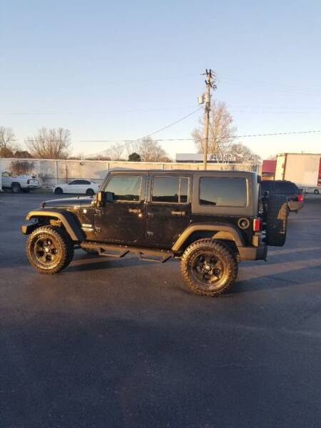 2018 Jeep Wrangler JK Unlimited for sale in North Little Rock, AR