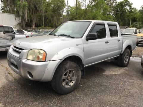 2004 Nissan Frontier for sale at Popular Imports Auto Sales in Gainesville FL