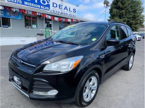 2015 Ford Escape for sale at AutoDeals in Hayward CA