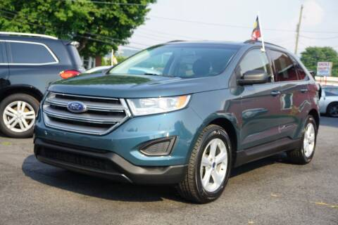 2016 Ford Edge for sale at HD Auto Sales Corp. in Reading PA