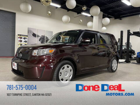 2009 Scion xB for sale at DONE DEAL MOTORS in Canton MA