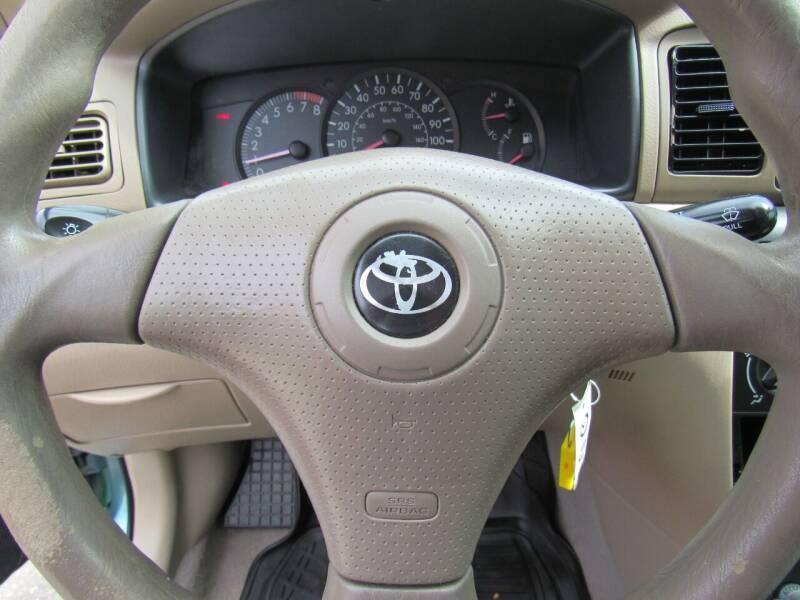 2006 Toyota Corolla CE 4dr Sedan w/Manual - Lakeland FL