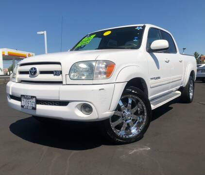 2005 Toyota Tundra for sale at LUGO AUTO GROUP in Sacramento CA
