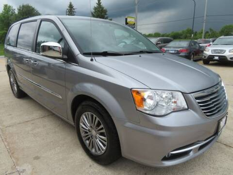 2014 Chrysler Town and Country for sale at Import Exchange in Mokena IL