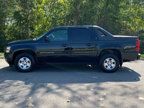 2009 Chevrolet Avalanche for sale at All American Auto Brokers in Anderson IN