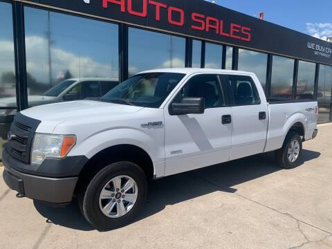 2013 Ford F-150 for sale at Tucson Auto Sales in Tucson AZ