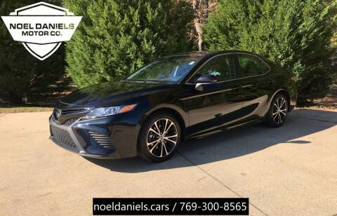 2019 Toyota Camry for sale at Noel Daniels Motor Company in Brandon MS