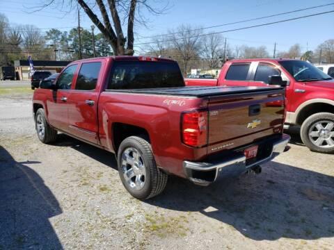 2014 Chevrolet Silverado 1500 for sale at Curtis Lewis Motor Co in Rockmart GA