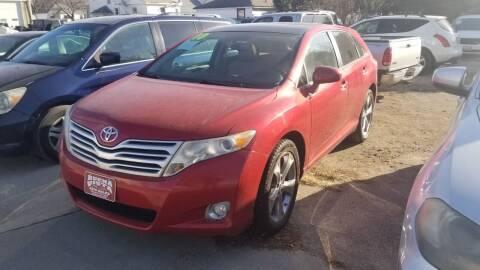 2010 Toyota Venza for sale at Buena Vista Auto Sales in Storm Lake IA