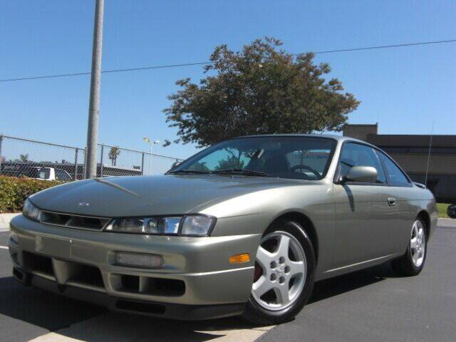 1998 Nissan 240SX for sale at J'S MOTORS in San Diego CA