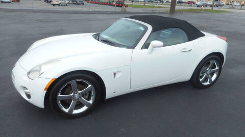 2006 Pontiac Solstice for sale at Classic Connections in Greenville NC