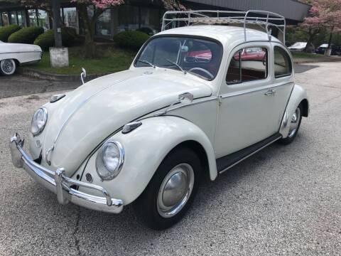 1963 Volkswagen 2 DR for sale at Black Tie Classics in Stratford NJ