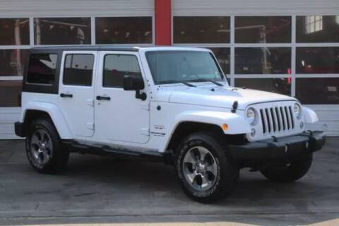 2018 Jeep Wrangler Unlimited for sale at Truck Ranch in Logan UT