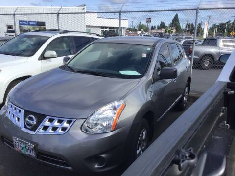2013 Nissan Rogue for sale at Royal Moore Custom Finance in Hillsboro OR