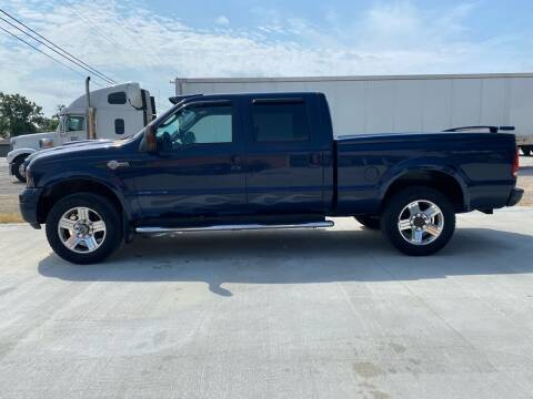 2005 Ford F-250 Super Duty for sale at DRAKEWOOD AUTO SALES in Portland TN
