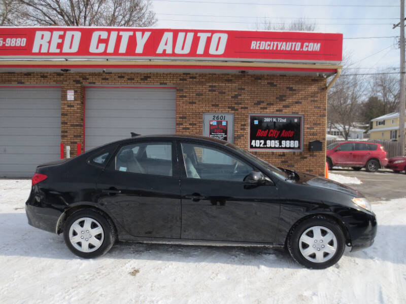 2010 Hyundai Elantra for sale at Red City  Auto in Omaha NE