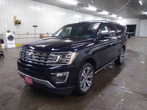 2021 Ford Expedition MAX for sale at Willrodt Ford Inc. in Chamberlain SD