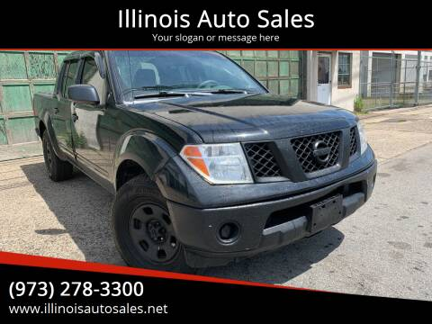 2007 Nissan Frontier for sale at Illinois Auto Sales in Paterson NJ