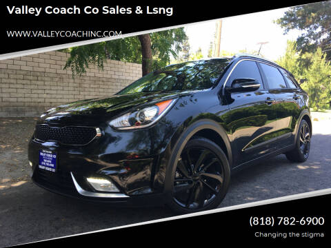 2017 Kia Niro for sale at Valley Coach Co Sales & Lsng in Van Nuys CA