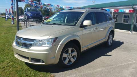 2010 Dodge Journey for sale at Pack's Peak Auto in Hillsboro OH