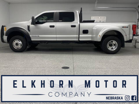 2017 Ford F-350 Super Duty for sale at Elkhorn Motor Company in Waterloo NE