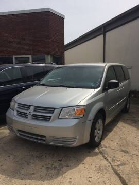 2009 Dodge Grand Caravan for sale at Village Auto Center INC in Harrisonburg VA